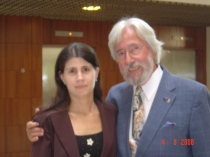 With Jean-Michel Costeau